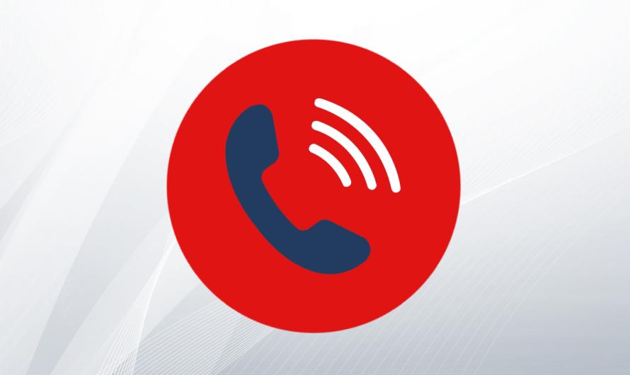 Três dicas para aprender sobre telefonia.