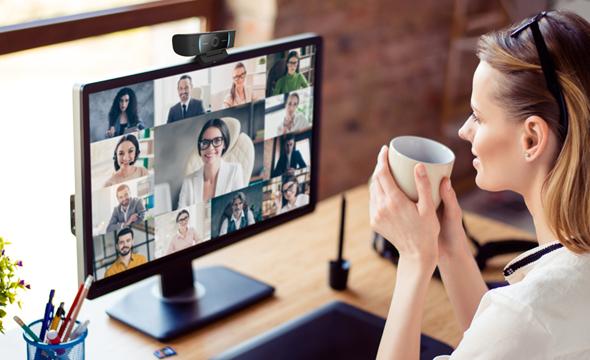 Webcam Full HD Intelbras 1080p